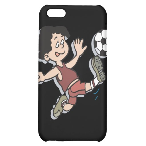 Youth Soccer Case For iPhone 5C