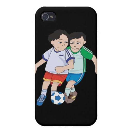 Youth Soccer Covers For iPhone 4