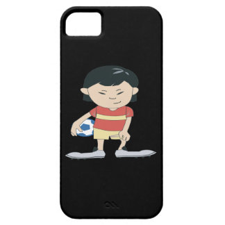 Youth Soccer iPhone SE/5/5s Case