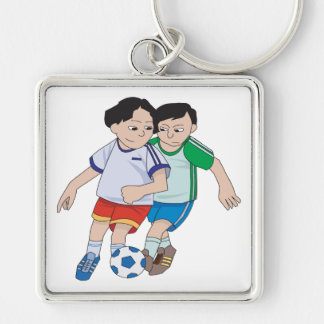 Youth Soccer Keychains