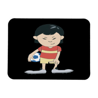 Youth Soccer Magnet