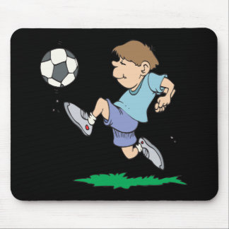 Youth Soccer Mouse Pad