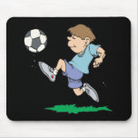 Youth Soccer Mousepads