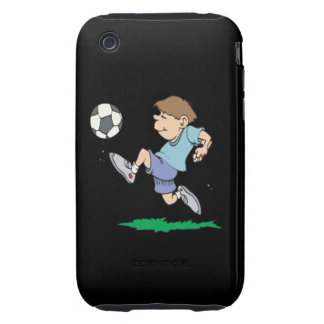 Youth Soccer Tough iPhone 3 Cover