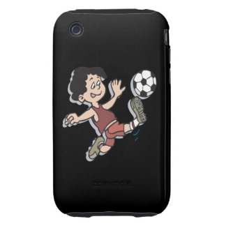 Youth Soccer Tough iPhone 3 Covers