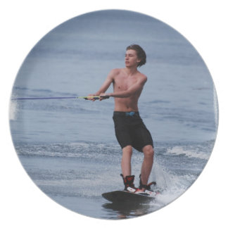 Youth Wakeboarding Plate