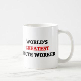 Youth worker coffee mug