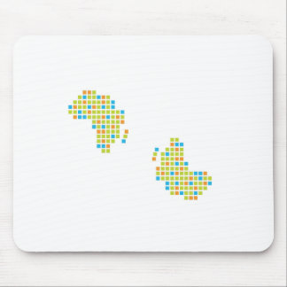 YouthAssets Mousepad (two visions of Africa)