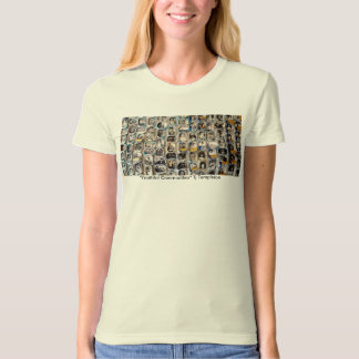 """""""youthful commodities"""" womens apparel T-Shirt"""