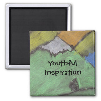 Youthful Inspiration Magnet
