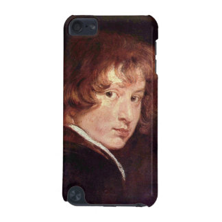 Youthful self-portrait by Antoon van Dyck iPod Touch 5G Cases