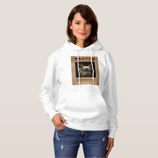 Youthful Yorkie Wanted Hoodie