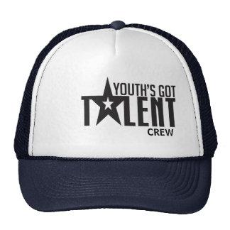 YOUTHS GOT TALENT CREW HAT