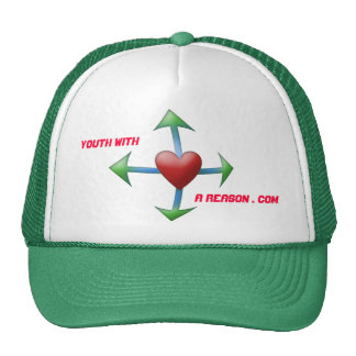YouthWAR Logo Trucker Cap Trucker Hat