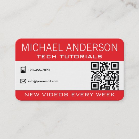Youtube channel professional youtuber business card zazzle youtube channel professional youtuber business card reheart Image collections