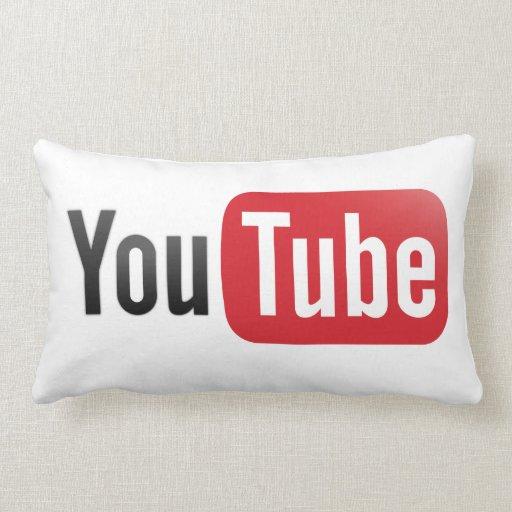 Youtube Pillow Zazzle