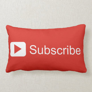 YouTube suscribe la almohada