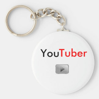 YouTuber Keychain