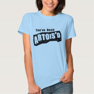 You've Been Artois'd Tee Shirt