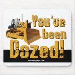 You've been Dozed! Mousepad