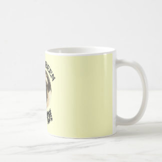 YOU'VE BEEN PUG'D! - FUNNY PUG DOG COFFEE MUG