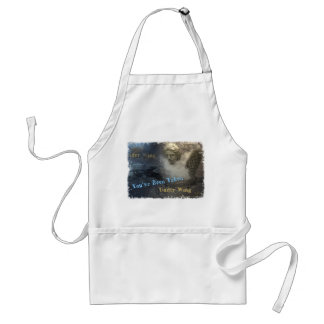 You've been taken under wing aprons