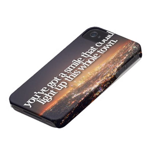 You've Got A Smile Case-Mate iPhone 4 Case