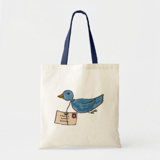 You've got mail canvas bags