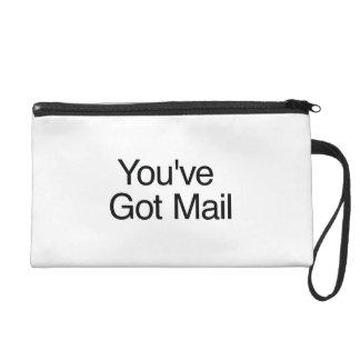 You've Got Mail Wristlets