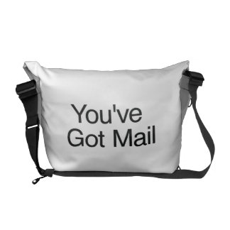 You've Got Mail Messenger Bags