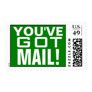 You've Got Mail! Stamps