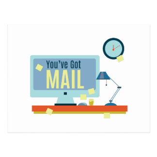 Youve Got Mail Postcard