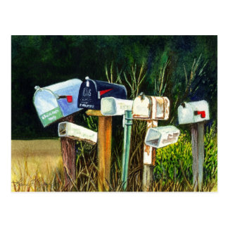 You've Got Mail Postcard