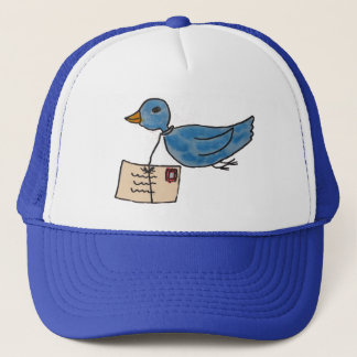 You've got mail trucker hat