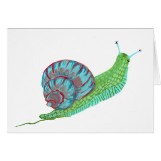 You've got snail mail card #1