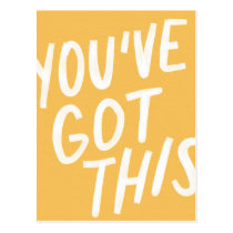You've Got This Postcard