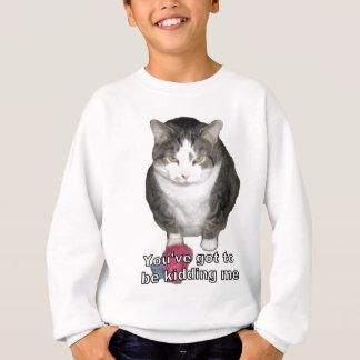 You've got to be kidding me sweatshirt