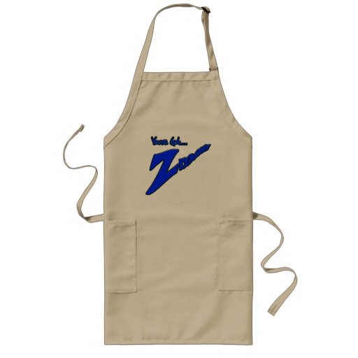 Youve Got Z-mail-The funny fad thats real Long Apron