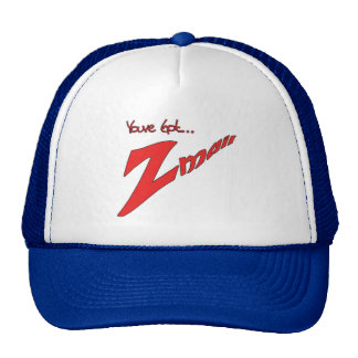 Youve Got Z-mail-The funny fad thats real Trucker Hat
