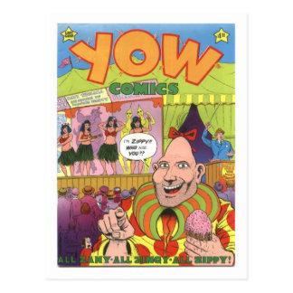 Yow tebeos #1, 1978 postal