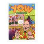 Yow tebeos #1, 1978 postales
