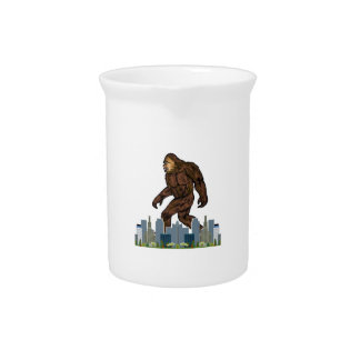 Yowie at Large Beverage Pitcher