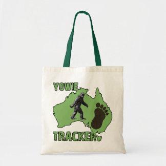 Yowie Tracker Canvas Bag