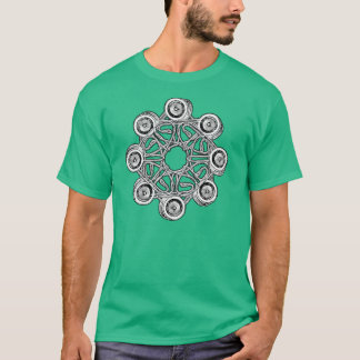 Yoyo Glyph T-Shirt