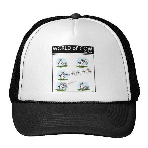 Yoyo Sheep Trucker Hat