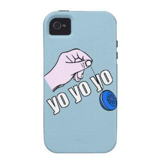 Yoyo Yo Case-Mate iPhone 4 Carcasas