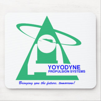 Yoyodyne Propulsion T-Shirt Mouse Pad