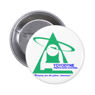 Yoyodyne Propulsion T-Shirt Pinback Button