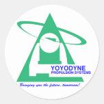 Yoyodyne Propulsion T-Shirt Sticker