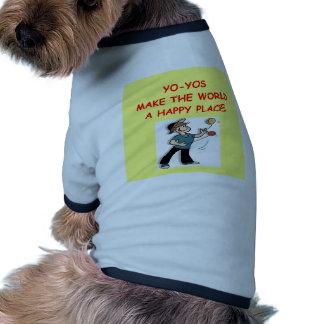 yoyos ropa para mascota